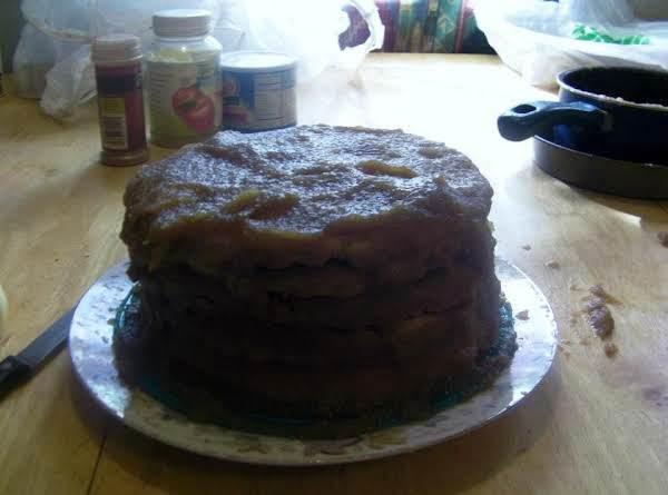 Old Time Stack Cake Recipe