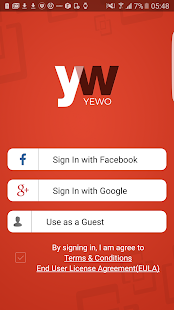 How to get YeWo 2.0 unlimited apk for pc