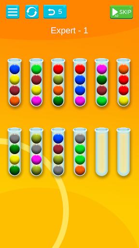 Ball Sort - Bubble Sort Puzzle Game apkdebit screenshots 9