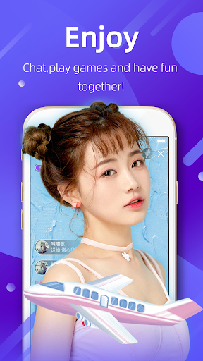 Lucky Live-Live Video Streaming App screenshot 4