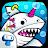 Shark Evolution - Fierce Shark Making Clicker logo