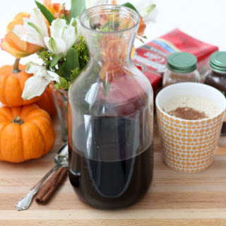 Pumpkin Spiced Coffee Concentrate