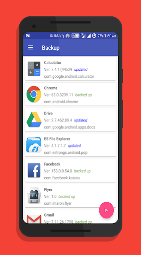 One Click Apk Installer & Backup:Quick App Install 5.3 screenshots 2
