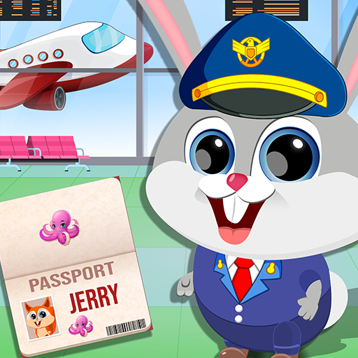 Airport Little Manager: Town Travel Adventure Android APK Download Free By Mini Gamers Club