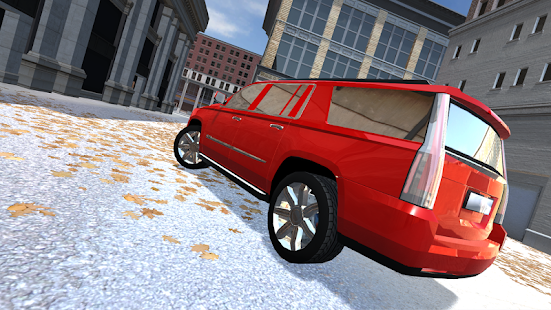 Offroad Escalade- screenshot thumbnail