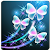 Butterfly Neon Wallpapers file APK for Gaming PC/PS3/PS4 Smart TV