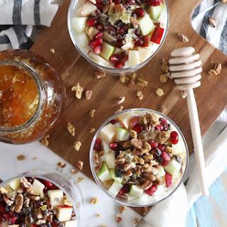 Winter Fruit Parfaits Recipe