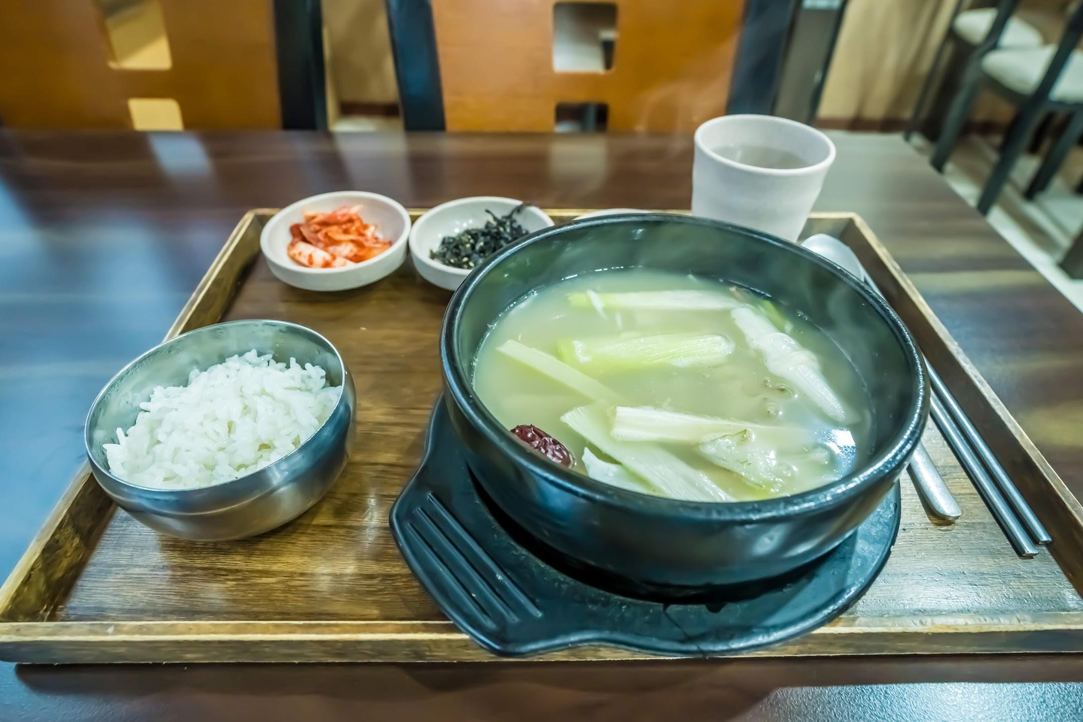 Seoul Myeong-dong Suga (秀家) Seolleongtang