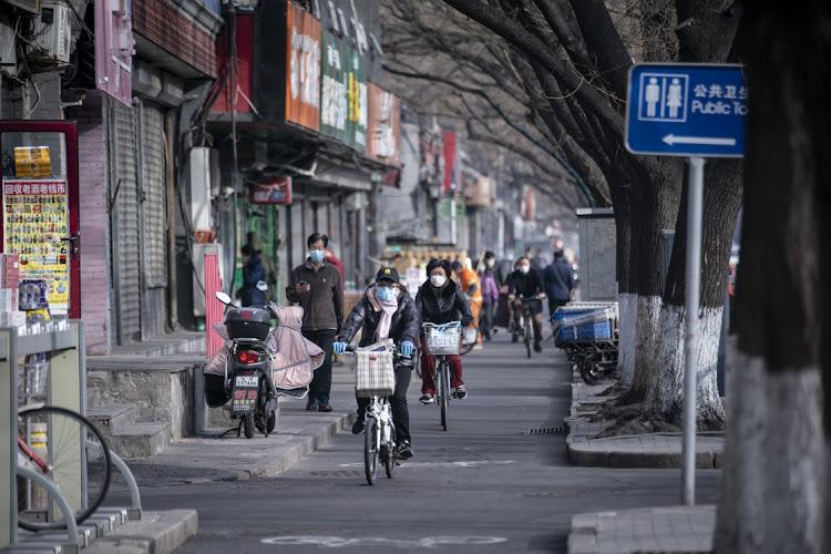 The Virus Led Global Scramble For Dollars Bypasses China