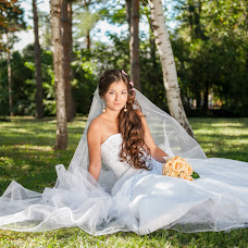 Wedding photographer Oksana Simonova (OSimonova). Photo of 07.09.2015