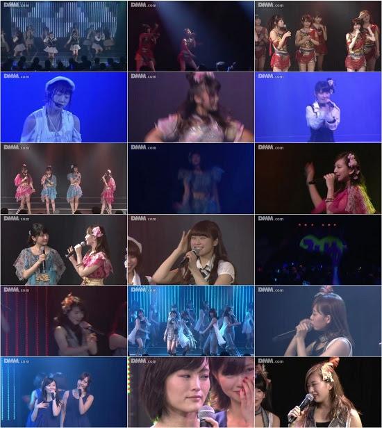(LIVE)(公演) NMB48 チームBII「逆上がり」公演 160413