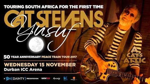 Yusuf / Cat Stevens - Durban : Durban ICC