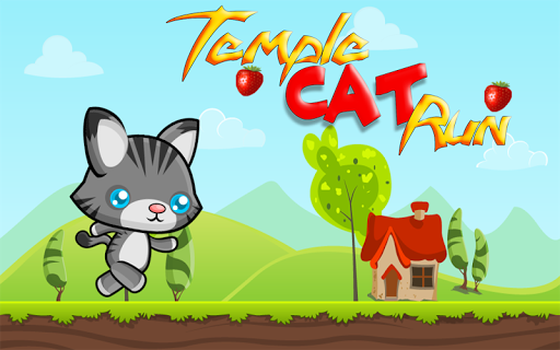 Temple Cat Run Adventure Free