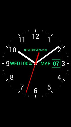 Analog Clock Live Wallpaper 7 Revenue Download Estimates