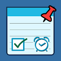 Note Manager - Notepad with lists and reminders icon