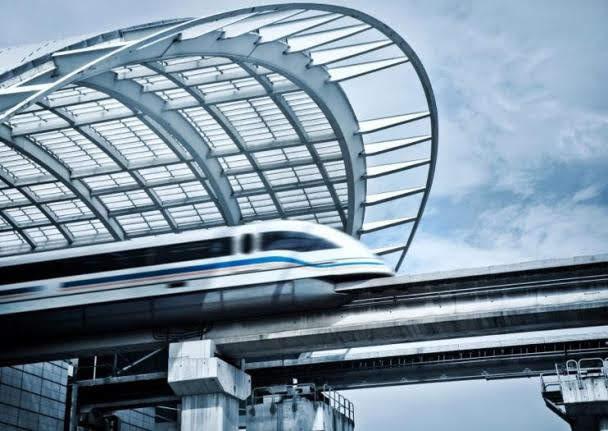 Transrapid de Xangai (Shanghai Maglev)