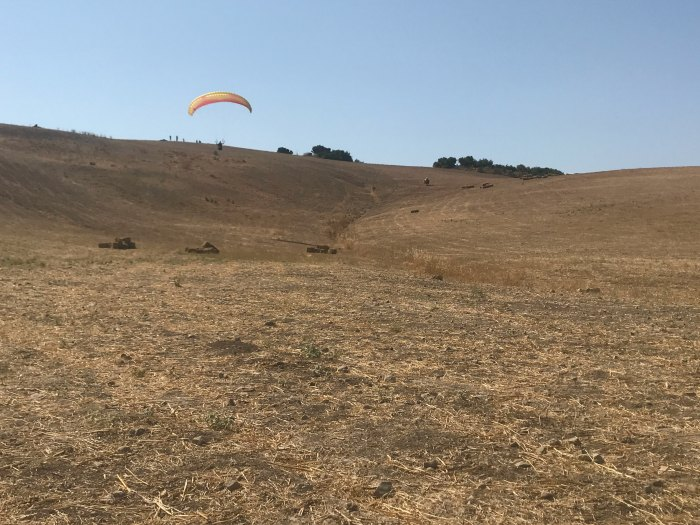Want to learn to paraglide with the best - Come to FlySpain in Andalucia