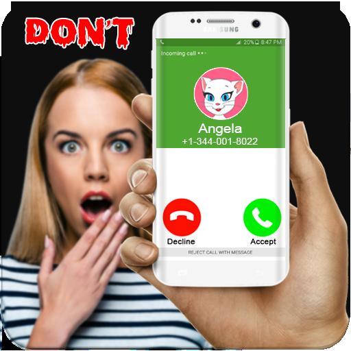 Don't Call Talking Angelina