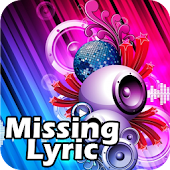 Missing Lyric Game
