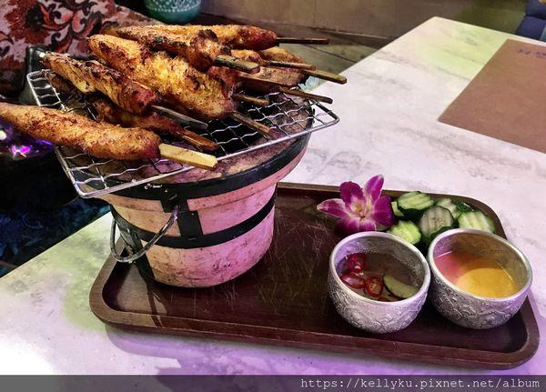 Nest de 后院泰式餐廳臺南東區 — 裝潢美、餐點精緻特別的泰國異國料理