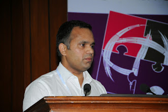 Photo: Bijoy Peter, Sr. Manager – Technical, GS 1 India