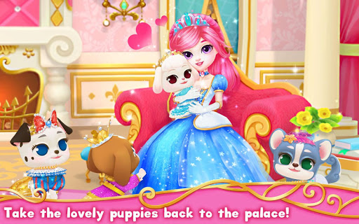 Princess Palace: Royal Puppy  screenshots 1