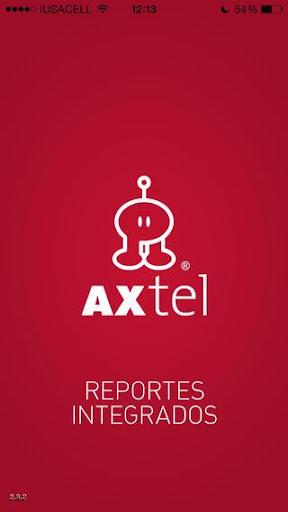 Reportes Integrados Axtel