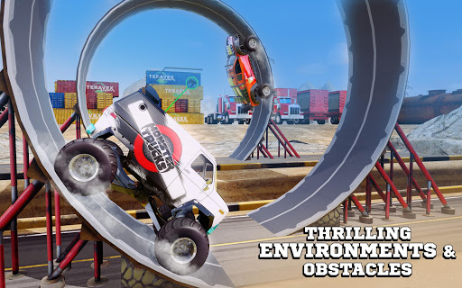 Monster Trucks Racing 2020  screenshots 11
