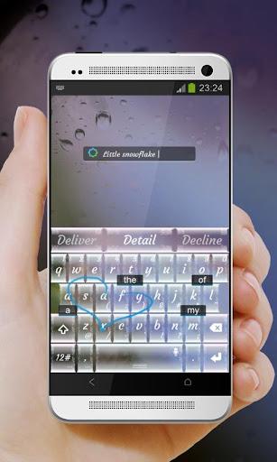 玩免費個人化APP|下載小雪花 TouchPal 皮膚Pífū app不用錢|硬是要APP