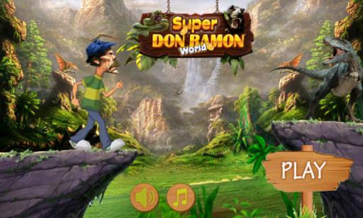 Super Don Ramon World Jumper