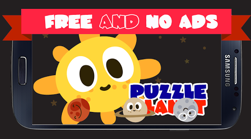 Puzzle Planet For Kids