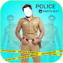Police Photo Suit - Police Photo Editor icon