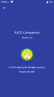 AJCE Companion- screenshot thumbnail