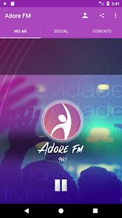 Adore FM - náhled