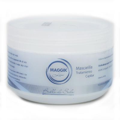 mascarilla maggik liss brillo de seda 240 ml