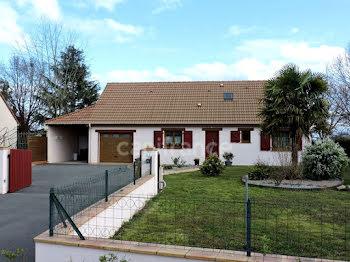 maison à Saint-Georges-du-Bois (72)