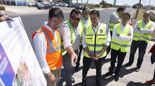 Mejora de los caminos rurales de la provincia