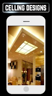 Ceiling Design Creative Home Gypsum Craft DIY Idea - náhled