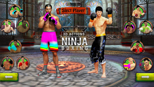 World Tag Team Super Punch Boxing Star Champion 3D 2.1 screenshots 6