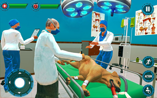 Pet Hospital Vet Clinic Animal Vet Pet Doctor Game apkdebit screenshots 7