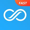 Share GO - Ultra Fast File Transfer & Share App icon