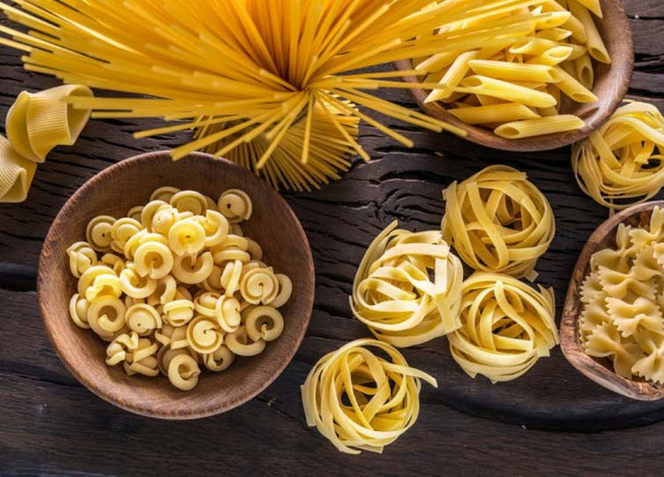 Participants who ate pasta were also on a low GI diet.