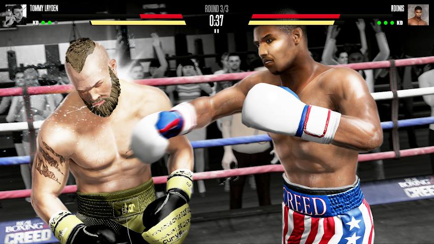 android Real Boxing 2 CREED Screenshot 6