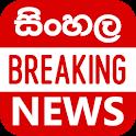 Sinhala Breaking News - Sri Lanka News icon
