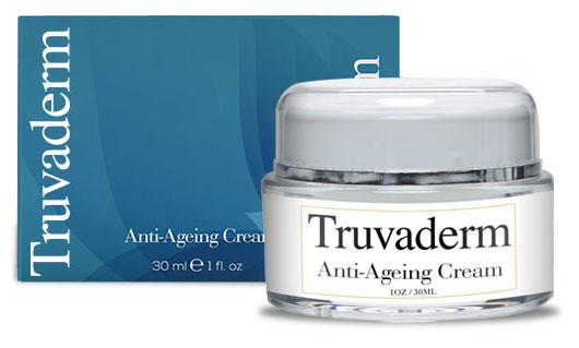 truvaderm anti aging cream