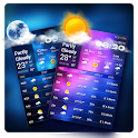 weather and temperature app Pro ❄️⛈ icon