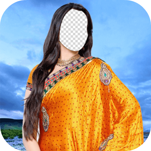 Indian Saree Photo Montage Android APK Download Free By Thevisionapps