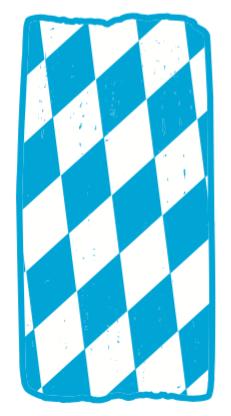 Logo of Blue Blaze Alpine Wiesen Oktoberfest