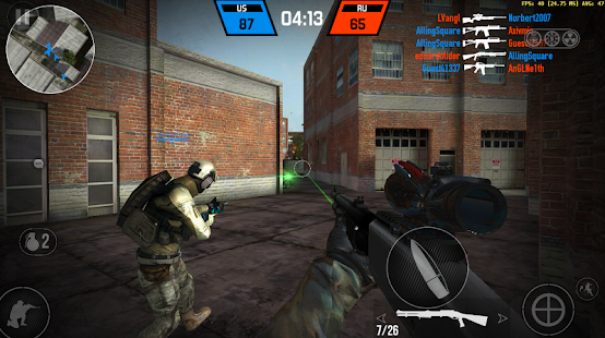 Bullet Force (Unreleased)- screenshot thumbnail