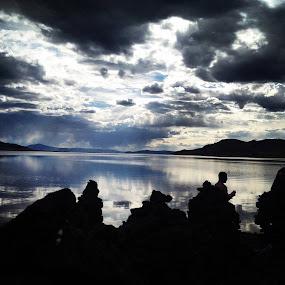 by Эрдэнэцэцэг Баяраа - Landscapes Waterscapes (  )